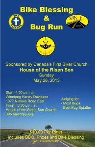 Bike Blessing and Bug Run @ HD Winnipeg | Winnipeg | Manitoba | Canada