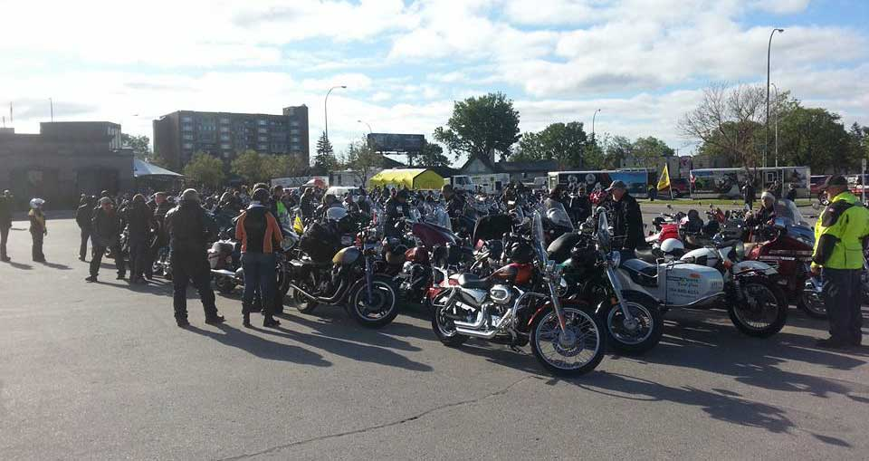 2015 Motorcycle Ride for Dad - Myles O'Reilly